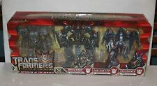 Rare Set Transformers Megatron / The Fallen / Soundwave  MB 2009   FREE SHIPPING