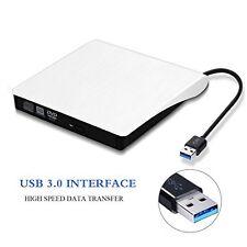 External DVD Drive Portable Optical DVD Drive USB 3.0 CD DVD-RW DriveBurnerWrite