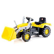 Kids Dolu Ride on Pedal Tractor Loader Digger 8051
