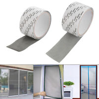Screen Repair Tape Insect Repellent Anti Mosquito Net Window Curtain Sticker!##!