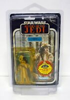 STAR WARS EWOKS LOGRAY Vintage Figure Anakin 77 Back ROTJ MOC / SEALED 1984