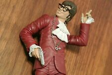 Stern Austin Powers Pinball Austin with and without Gun Replacement Figure.