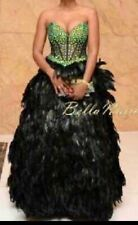 Sherri Hill Dress Size 2 With Gems And Feathers. Party, Pageant, Prom, Drag, Or?