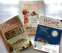3 Mary Engelbreit's Home Companion Magazines Create Cozy Rooms Colors Secrets