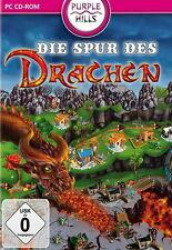 PC-Spiel DIE SPUR DES DRACHEN (Strategie Aufbau Management) PC-Spiele