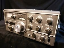 Kenwood TS 520S 160-10M HF SSB/CW Base Ham Amateur Radio Transceiver Working!