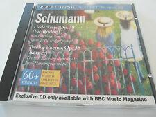 BBC Music - Schumann / Liederkreis - Volume II / No 10 (CD Album) Used Very Good