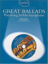 PLAYALONG COLLECTION ALT/TENOR SAX BALLADES Vol.2 (12 Books)