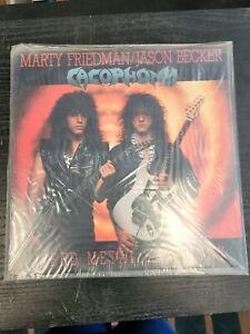 Cacophony - Speed Metal Symphony LP Vinyl Jason Becker Marty Friedman