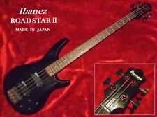 Ibanez ROADSTAR II Japan Bass Guitar sound PREMIUM Excellent+++ condition Used
