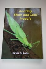Rearing Stick and Leaf Insects, Baxter, Ronald N - Brand New Hardback book - Pet