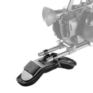 SmallRig Shoulder Pad with 15mm Rod Clamp 1485. Includes Railblock 942.  #DR6320