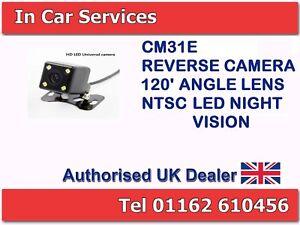 LED BRACKET Reverse Camera Waterproof - Genuine UK Seller Quick Despatch CM31E