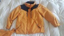 Wind sportswear Windkiller 5000 Jacke mantel Regenjacke Outdoor gelb Goretex