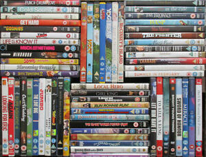 Various DVDs from £1.50 - fantasy/horror/sci-fi