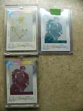 09-10 The Cup RC Rookie Masterpieces Printing Plate #MAS-161 LARS ELLER 1/1