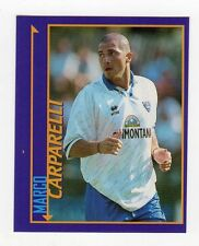 figurina MERLIN KICK OFF 1998/99 NUMERO 40 EMPOLI CARPARELLI
