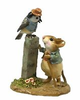 Wee Forest Folk LTD-7 The Milestone Limited Edition - 2001 - In WFF Box SIGNED