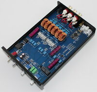HiFi TPA3116 2.1 + CSR4.0 Bluetooth 4.0 Module Digital Amplifier Finished + CASE