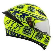 Agv 210281a0i0-001 Casco Integrale K1 K-1 Top Winter Test 2015 L