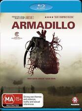 Armadillo (Blu-ray, 2011) New & Sealed aus made region b war film dvd