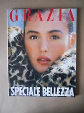 GRAZIA SPECIALE BELLEZZA Versione doppia Book 2544 1988 Monica Bellucci [VL18-1]