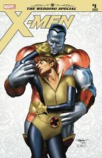 X-MEN WEDDING SPECIAL #1 MIKE MAYHEW REGULAR COVER