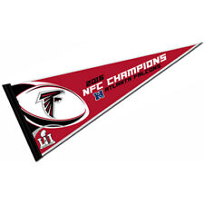 NFL Atlanta Falcons 2016 NFC Champs Pennant