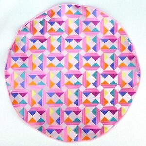 Lord R Colton Masterworks Pocket Round Taormina Pink Silk - $75 Retail New