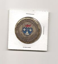 CHALLENGE COIN 1st Armored Division, 1st Battalion, 12th Infantry Able Sentry