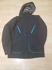 Burton Size Large L Mountain Dew Upcycle Eco Snowboard Ski Jacket Coat DryRide
