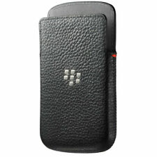 Genuine BlackBerry Classic Leather Case original mobile cell smart phone pouch