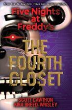 Five Nights at Freddy's: The Fourth Closet by Kira Breed-Wrigley Paperback