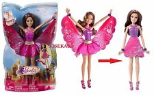 Barbie Fairy Secret Friend Doll Brunette Hair T7351 Girl 2010 Toy