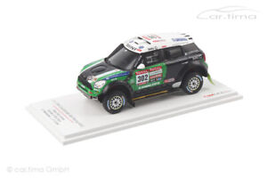 Mini Countryman All4 Racing Winner Rally Dakar 2012 TSM 1:43 TSM144342