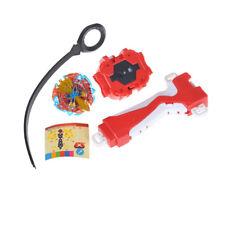 1Set Beyblade Burst Starter Pack With Launcher Grip Children Kids Toys Gift K5
