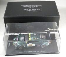 ASTON MARTIN DBR9 GT1 #009 Stephane Ortelli signed box LE MANS 2006 SPARK 1:43