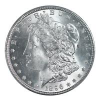 1896 Morgan Dollar PCGS MS65