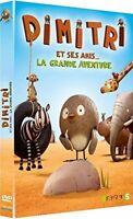 Dimitri et ses amis... La grande aventure // DVD NEUF