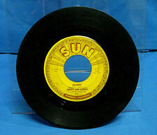 VINTAGE 45 SUN RECORD JERRY LEE LEWIS MONEY & BONNIE B #371
