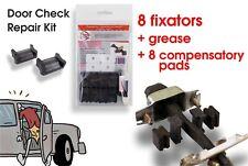Door Check Repair Kit Stay Strap Stopper Replace for Subaru (4 doors)