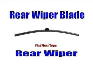 Rear Wiper Blade Back Windscreen Wiper For Volkswagen Touareg 2010-2016