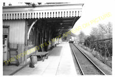 Wheathampstead Railway Station Photo. Ayot - Harpenden. Welwyn to Luton Line (6)
