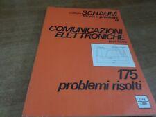 Collana SCHAUM Lloyd Temes COMUNICAZIONI ELETTRONICHE 1^ ediz. Etas Libri 1981