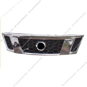 OEM Chrome Front Bumper Grille k Vent Grill For Nissan Caravan Urvan NV350 E26
