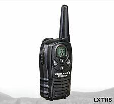 Midland - LXT118 FRS / GMRS Handheld Radio - Walkie Talkie