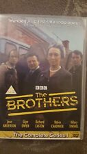 THE BROTHERS SERIES 1 DVD BBC 1970 DRAMA