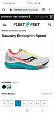 Saucony Womens Endorphin Speed Size 7