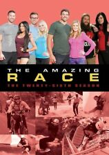 THE AMAZING RACE 26 (2015): DATING COUPLES - US TV Season Series - NEW DVD R1