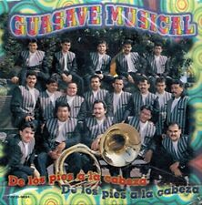 Guasave Musical De Los Pies A La Cabeza CD New